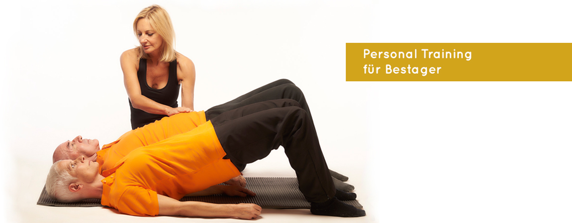 Personal Training Best Ager
